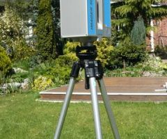 Development in Laser Scanning