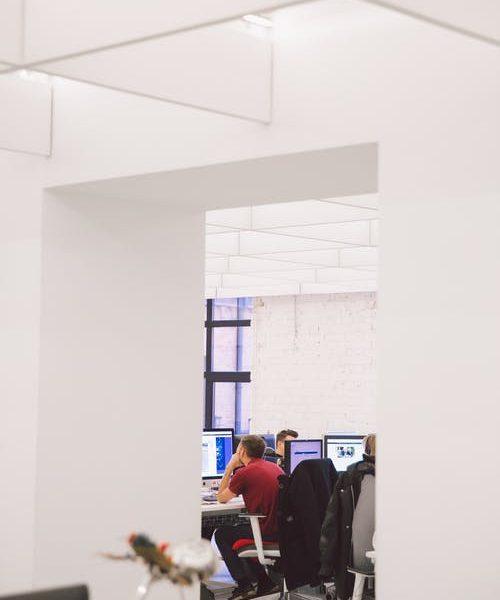 An Entrepreneur's Ideal Work Station
